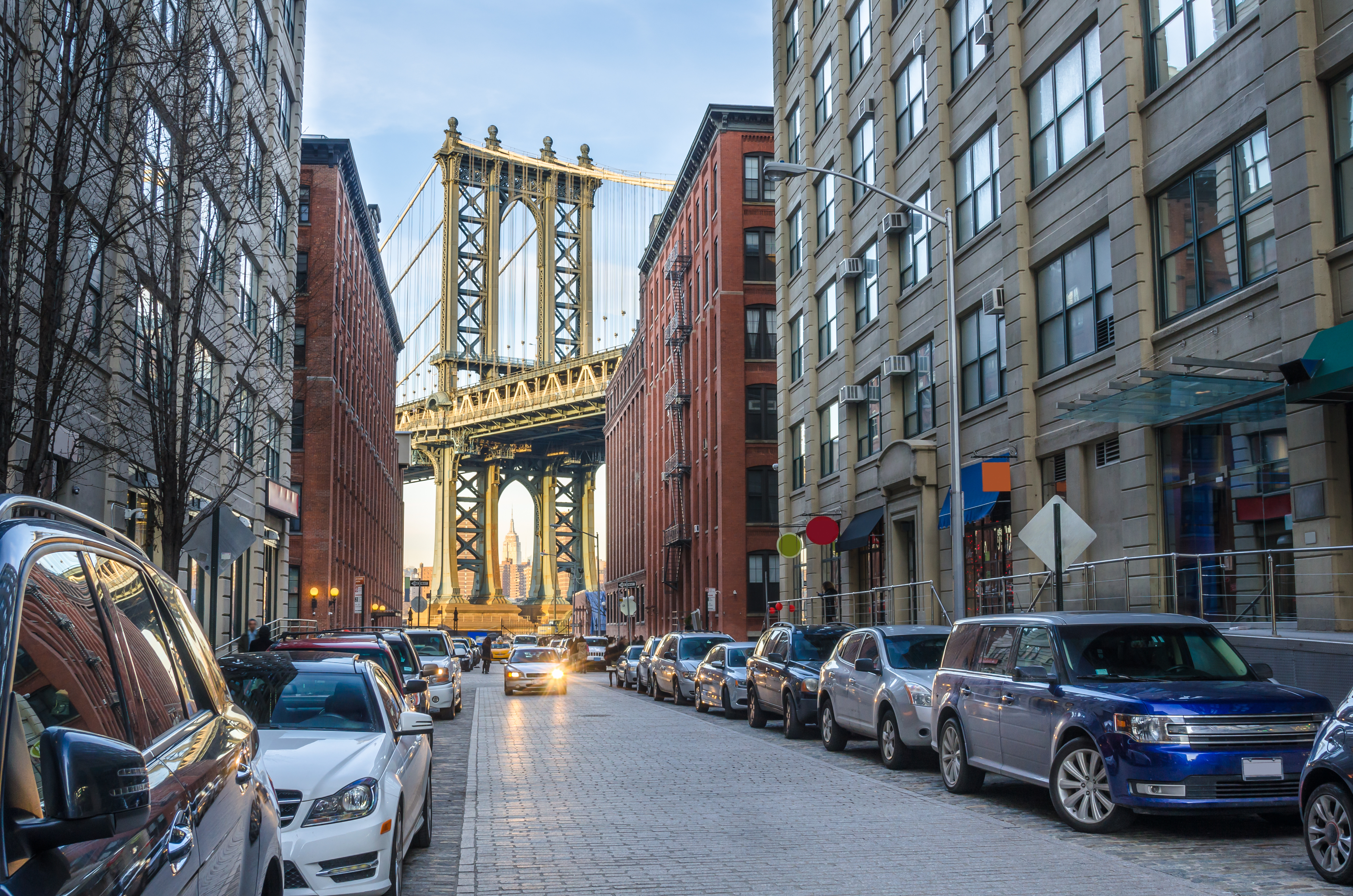 Why New York is the Most Wrinkled City