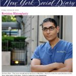 Join Dr. Sam Rizk as he discusses the many challenges of revision rhinoplasty with New York Social Diary.