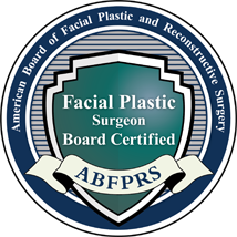 ABFPRS - American Board of Facial Plastic and Reconstructive Surgery - logo