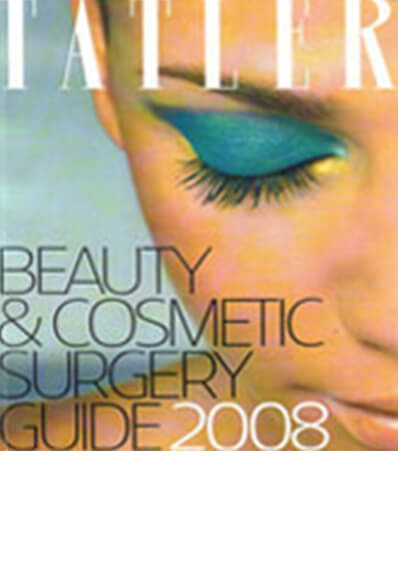 Tatler - Dr. Rizk Chosen As One of The World's Top Rhinoplasty Surgeons