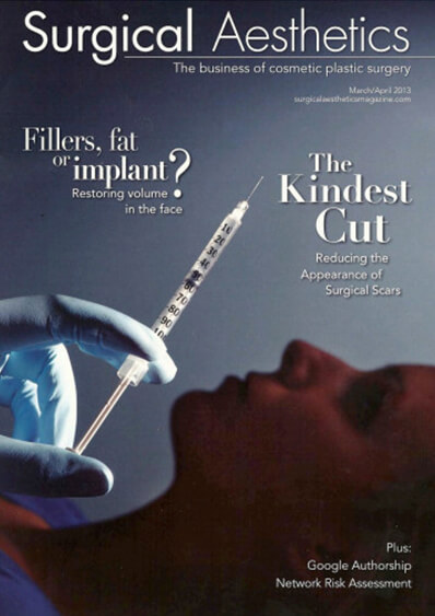Surgical Aesthetics Journal. Dr. Rizk Discusses the Importance of Volume and Definition