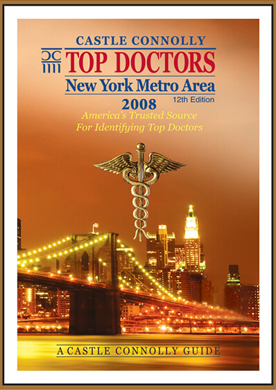 New York Metro Area Best Doctors 2008 Facial Plastic Surgery