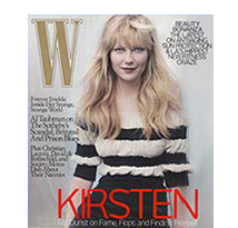 W magazine features facelift doctors
