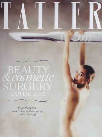 Dr. Rizk Featured on Tatler's Beauty