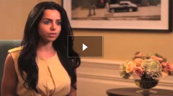 Video testimonials of female revision rhinoplasty patient