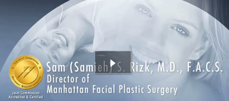 Facelift surgery, view before and after photos of patients who share their experience and results after a facelift with Dr. Sam Rizk.