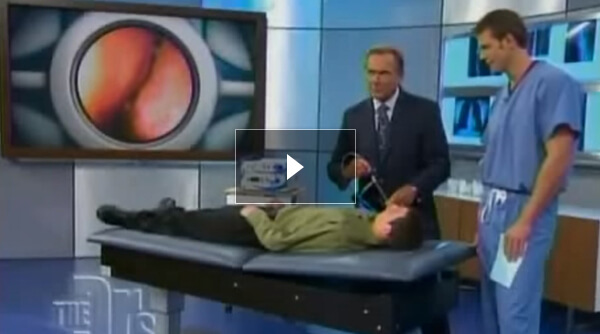 Watch Video: CBS The Doctors - Precision Rhinoplasty
