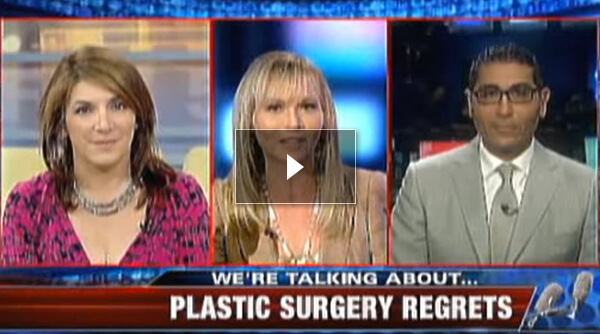 Watch Video: FOX National News Features Revision Rhinoplasty Expert Dr. Sam Rizk